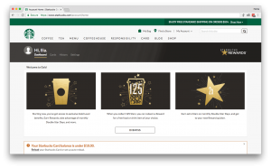 Starbucks-Rewards